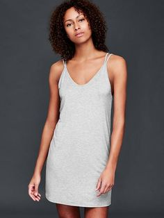 Pure lightweight strappy dress Product Image