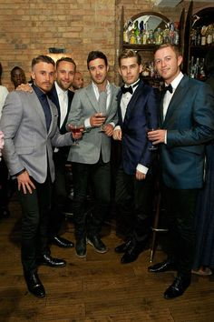 The overtones. There's a lot of class in this picture.