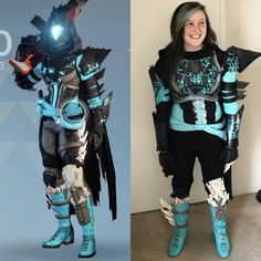 I cosplayed my Destiny Hunter at Anime Expo - Play Scrabble Online Destiny Hunter Cosplay, Cool Costumes, Cosplay Costumes, Bungie Games, Destiny Fashion, Destiny Video Game, Destiny Bungie, Scary Images, Character Design