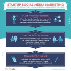 With very limited budget (especially on marketing), startups have to step up their game on using the power of social media.