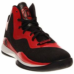 the latest d9178 27a8a Adidas D Rose 773 III Mens Basketball Shoe 13 Black-Scarlet