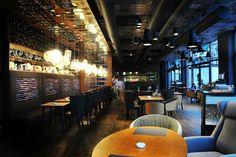 Bohema restaurant by DesignBureau, Tbilisi   Georgia restaurant