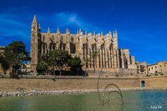 Palma del Majorque - cathédrale