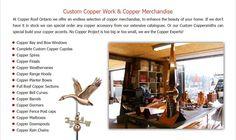 Cedar Roof, Copper Work, Copper Accessories, St Catharines, Website, Instagram
