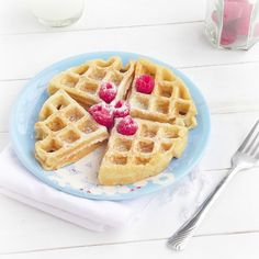 ShopCookMake.com: My Infallible Waffle Recipe : Butter and Milk Waffles.