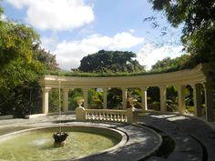 El calvario En el Municipio Libertador. El Parque Ezequiel Zamora también conocido a lo largo de su historia como Paseo Guzmán Blanco – Paseo Independencia – Parque El Calvario