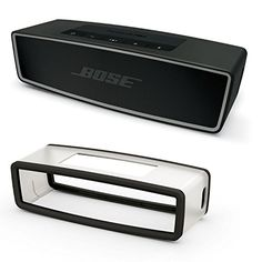 This Bundle Contains 2 items: (1) #Bose SoundLink Mini Bluetooth Speaker II - Carbon (1) Bose SoundLink Mini II Protective Soft Cover - Black Enjoy your music o...