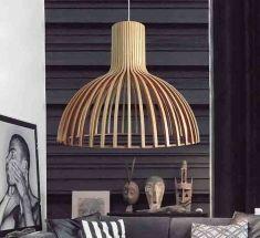 Lámparas de Madera : Modelo SAVOY