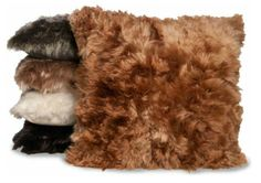 Alpaca Pillows - Eclipse Artisan Boutique