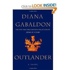 The Outlander series (continuous series of  Seven books) by Diana Gabaldon These are my favorite series of books for all time!
