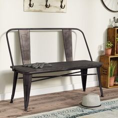 The best entryway benches available online. Wood entryway benches with storage, rustic entryway benches with shoe storage, white entryway benches with coat racks, and much more! Country Furniture, Ikea Furniture, Accent Furniture, Living Room Furniture, Furniture Plans, Furniture Movers, White Furniture, Furniture Stores, Kitchen Furniture
