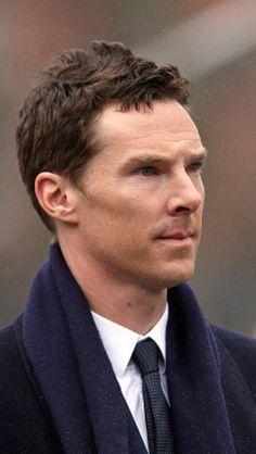 My fav #BenedictCumberbatch pic today :-)