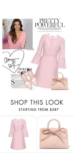 """""""Miranda Ker"""" by miss-fairytale on Polyvore featuring Valentino and Mansur Gavriel"""