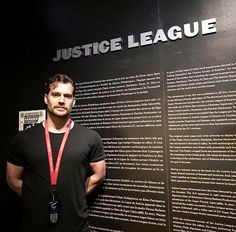 "Why don't you put on the red cape and I grab the magic lasso and we ""play""our own version of the Justice League in Paris huh Cavill...lol!! ;)"