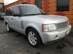 2007 Land Rover Range Rover HSE http://www.iseecars.com/used-cars/used-land-rover-range-rover-for-sale