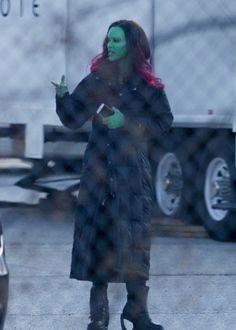 Zoe Saldana aparece caracterizada de Gamora em set de novo filme #Atriz, #Bilheteria, #Brasil, #Diesel, #Filme, #Mundo, #Novo, #VinDiesel http://popzone.tv/2016/03/zoe-saldana-aparece-caracterizada-de-gamora-em-set-de-novo-filme.html
