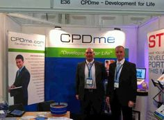 www.CPDme.com/blog - CPDme had a successful two days at the Emergency Services Show 2011. Looking forward to ESS 2012.