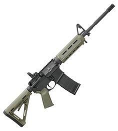 Bushmaster MOE M4 Carbine Rifle - OD Green | Bass Pro Shops