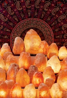 Salt Stone galore - Earthbound Trading Company