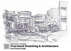 Free-hand Sketching & Architecture