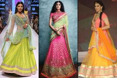 If Indian weddings are all about colours, why not add some bright and refreshing citrus hues to your wedding outfit? These bold and beautiful colours would add just the perfect amount of balance to the joyous occasion.