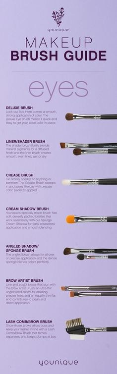 Perfect your makeup look with the right tools from our full line of Younique makeup brushes. www.youtube.com/...