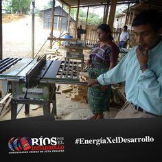 La energía permite a las personas generar nuevos emprendimientos, ganarse el sustento y alimentar a sus familias. Asimismo, permite a las empresas elaborar más productos y venderlos fuera de sus áreas de inmediación.