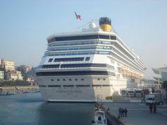 Batmadan önce 2009 da Doğu Akdeniz turu yaptığım gemi