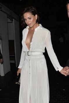 Lana Parrilla leaving the Max Mara Women in Film event, June 12th 2017.