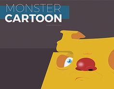 "Check out new work on my @Behance portfolio: ""Monster Cartoon - Design Digital"" http://be.net/gallery/49670861/Monster-Cartoon-Design-Digital"