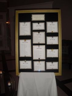 DIY Seating Chart :  wedding diy purple reception 317665 10100115545183482 16100964 42925364 2098418764 N