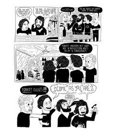 Van Coke Kartel - Wies Bang - Comic on Behance Latest Albums, Coke, Bangs, Behance, Fringes, Coca Cola, Bangs Hairstyle, Cola, Pony