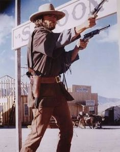 Clint Eastwood as Josey Wales. One of my favorite Clint movies. Clint Eastwood, Eastwood Movies, Martin Scorsese, Old Movies, Great Movies, Stanley Kubrick, Alfred Hitchcock, Fritz Lang, The Lone Ranger
