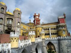 Città di Sintra (Portougal)