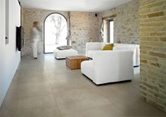 FLOORGRES/INDUSTRIAL LINE 80X80 SOFT TAUPE