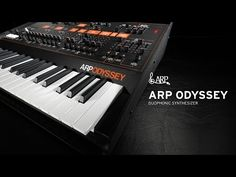 NAMM 2015: Korg ARP Odyssey - Duophoner Synthesizer neuaufgelegt - http://www.delamar.de/instrumente/korg-arp-odyssey-26479/?utm_source=Pinterest&utm_medium=post-id%2B26479&utm_campaign=autopost