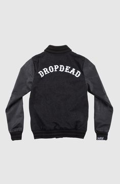 Varsity Jacket from Drop Dead Clothing