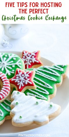 christmas cookies gift Weihnachtspltzchen Wow your friends with these delicious cookie exchange recipes! From chocolate to oatmeal and everything in between, these Christmas cookie recipes are the best! Great for gifts too! Christmas Cookies Gift, Best Christmas Cookie Recipe, Best Cookie Recipes, Christmas Desserts, Christmas Baking, Holiday Recipes, Christmas Ideas, Holiday Treats, Christmas Recipes