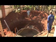 How to build a Biogas plant, Africa