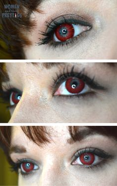 As much as I love my costume, I felt like something was missing. Like I said, I needed to add my own little touch to it. When I discovered the Spooky Eyes colored contacts, I knew that was exactly what myfinal look needed. I chose the Red Vampire Contact Lenses. I knew that the red lenses would give me a sexy, yet fierce look. This was a risk for me because I have never worn contacts before. I figured that it was worth a shot to look good on Halloween. I was seriously impressed with the…