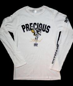PRECIOUS 系列 HEART - S1 NT$/ 850 (L/T-Shirt) NT$/ 680 (S/T-Shirt) 2-4/Colors