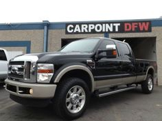 2010 Ford F350, 112,590 miles, $30,995.