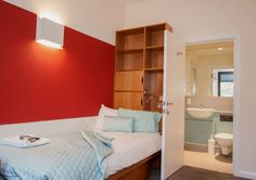 Both single and double B&B rooms are available in our refurbished Goodhart Building – details at www. College Bedding, Double B, Ox, B & B, Bed And Breakfast, University, Rooms, Building, Furniture