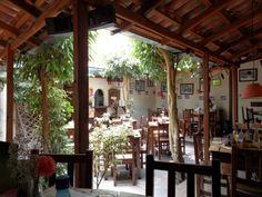 Joy Ride Cafe, Sucre Bolivia.  A Biff Haunt...