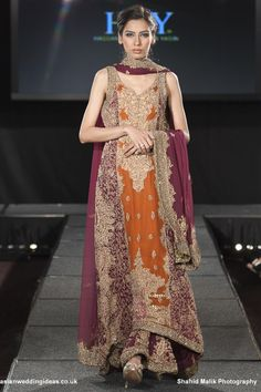 {Pakistan Fashion Extravaganza 2011} HSY