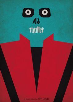 Michael Jackson  THRILLER #Ilustration