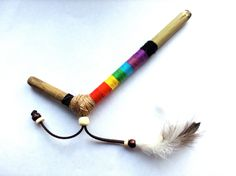 Chakra Tuning Tepi... Tepi Bamboo Pipe for Tobacco Snuff, Rapé. Tobacco Pipe for Rapeh, Shamanic Snuff. by AUMBRATRIBE on Etsy