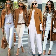 New Sport Style Chic Pants Ideas Casual Work Outfits, Business Casual Outfits, Mode Outfits, Classy Outfits, Chic Outfits, Fall Outfits, Summer Outfits, Fashion Outfits, Womens Fashion