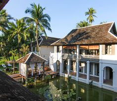 Satri House in Luang Prabang, Laos. i-escape.com