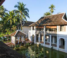 Satri House in Luang Prabang, Laos. i-escape.com
